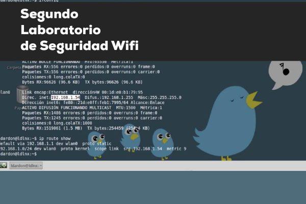 Segunda Laboratoria de seguridad wifi
