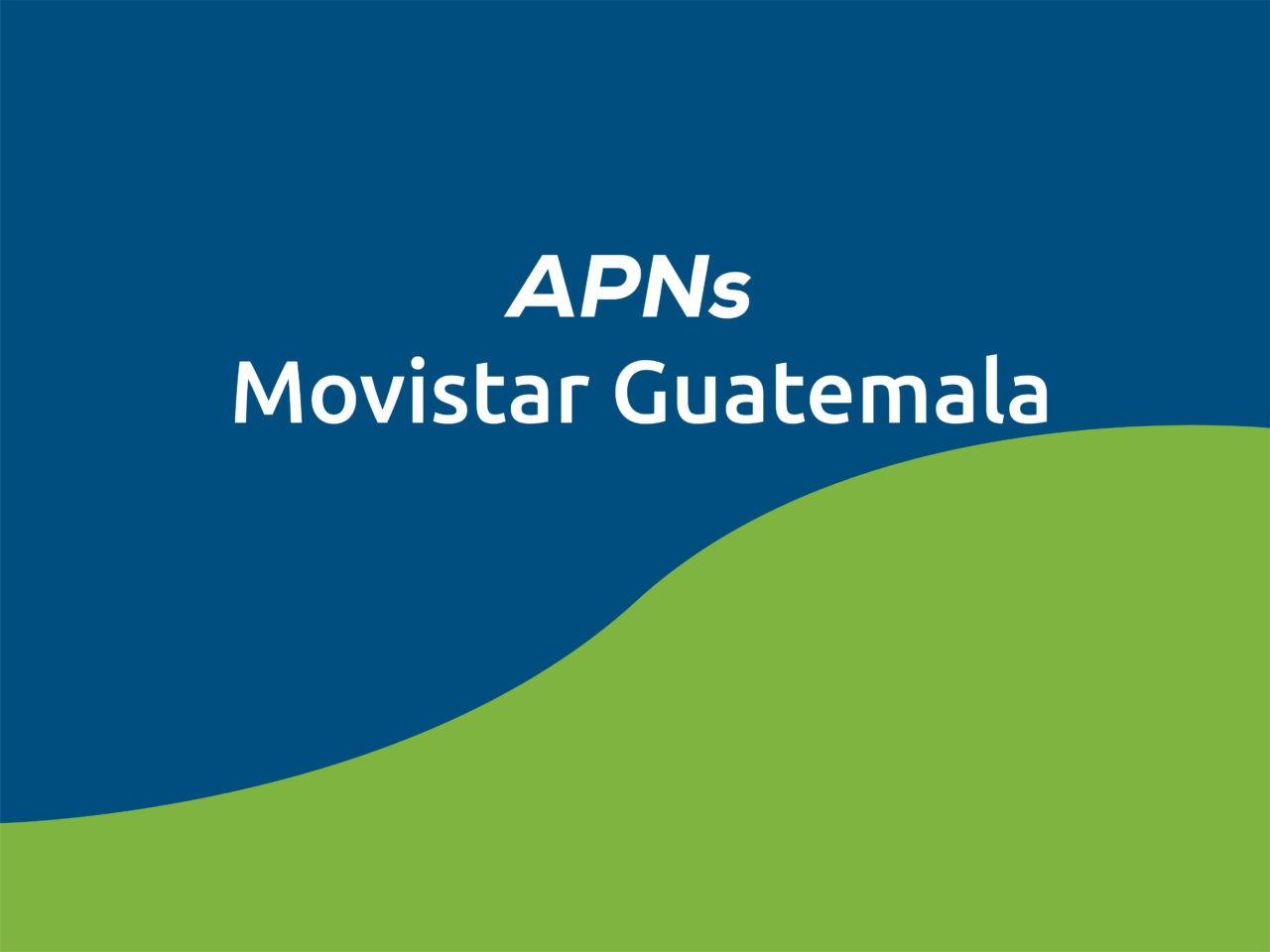 APNS Movistar Guatemala