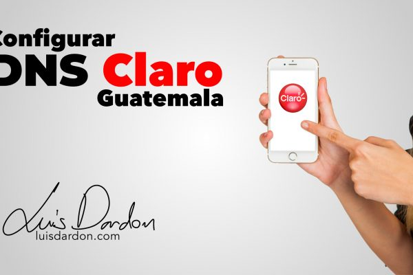 DNS Claro Guatemala